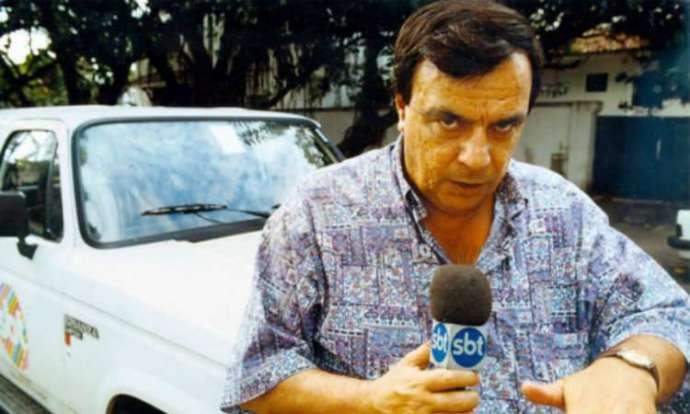 """Morre aos 78 anos, o apresentador Gil Gomes do programa """"Aqui Agora"""""""