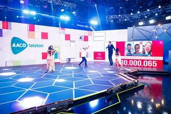 Campanha AACD Teleton 2021 alcança meta e arrecada pouco mais de R$ 30 milhões