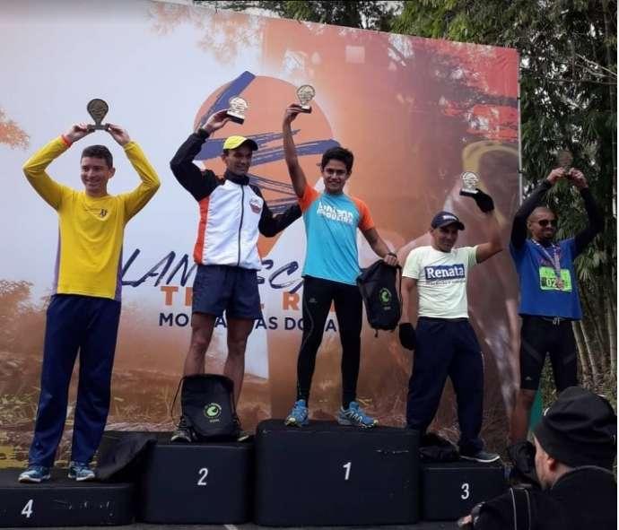 Dani Boy vence a Corrida Cross Country Landscape disputada em Jundiaí