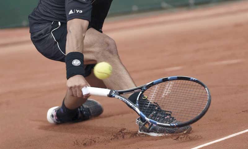 Torneio de tênis é disputado no Clube Associação Atlética Alumínio