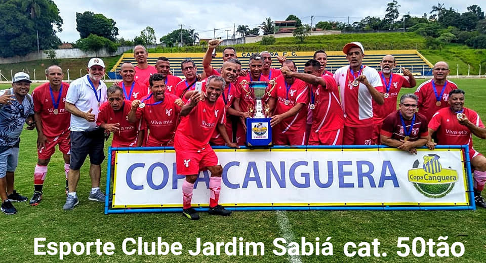 Jardim Sabiá sagra-se campeão da Copa Canguera 50tão