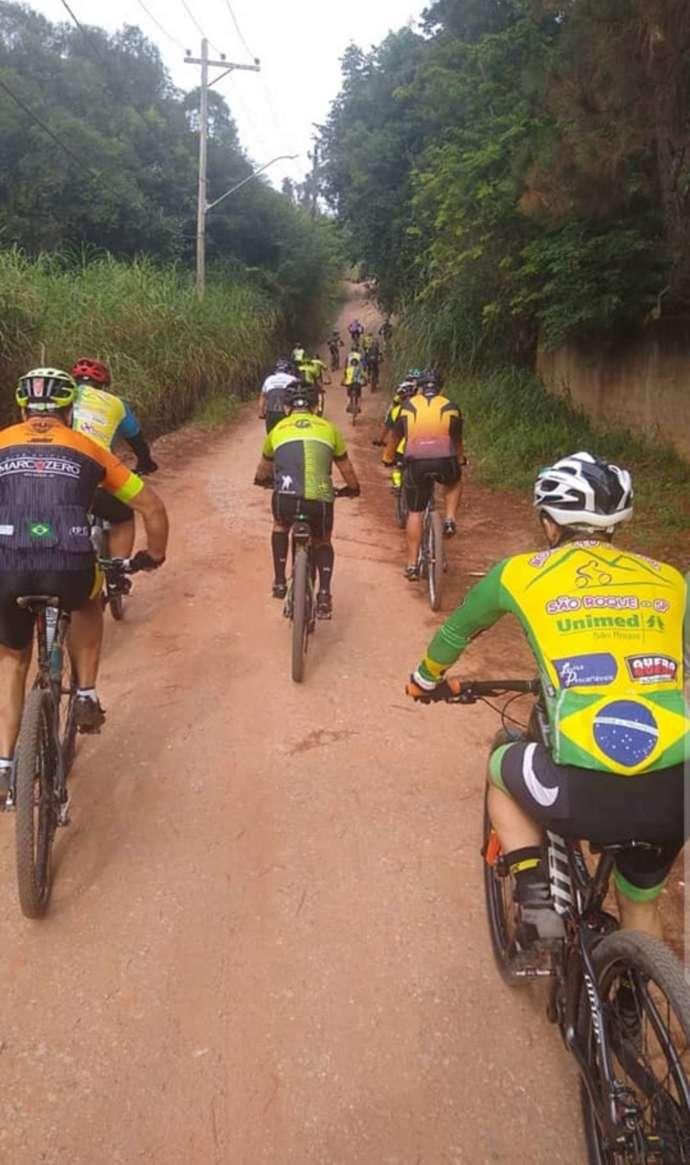 Esporte e bem estar: Movimento do Pedal de São Roque destaca os benefícios da bicicleta