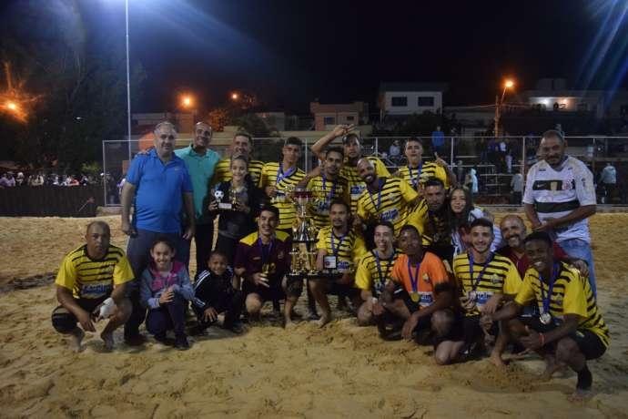 3ª Copa São Roque de Beach Soccer terá início na próxima quarta, 29