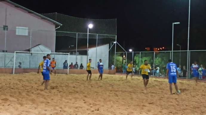 Segunda fase da Copa São Roque de Beach Soccer acontece nesta quarta-feira (19)