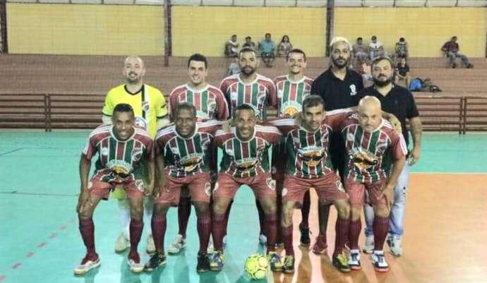 5S e Dom Bigode vencem na estreia da Copa Olé de Futsal