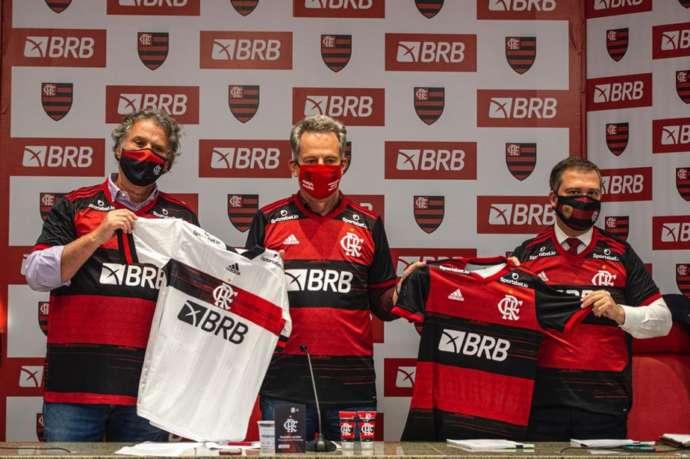 Tribunal de Contas decide investigar parceria entre BRB e Flamengo
