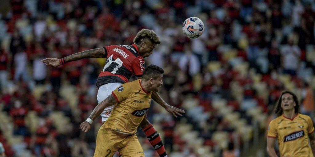 Libertadores: Bruno Henrique brilha e Flamengo encaminha vaga à final