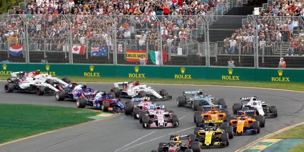 Fórmula 1 anuncia temporada 2022 com 23 corridas