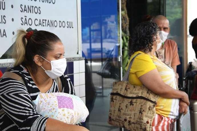 Covid-19: OMS aponta queda de casos no mundo pela 6ª semana