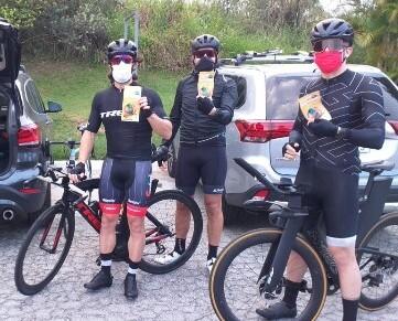 CCR ViaOeste alerta ciclistas sobre segurança em pedalar nas rodovias