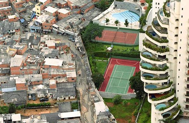 Desigualdade de renda no Brasil atinge maior patamar já registrado, diz pesquisa