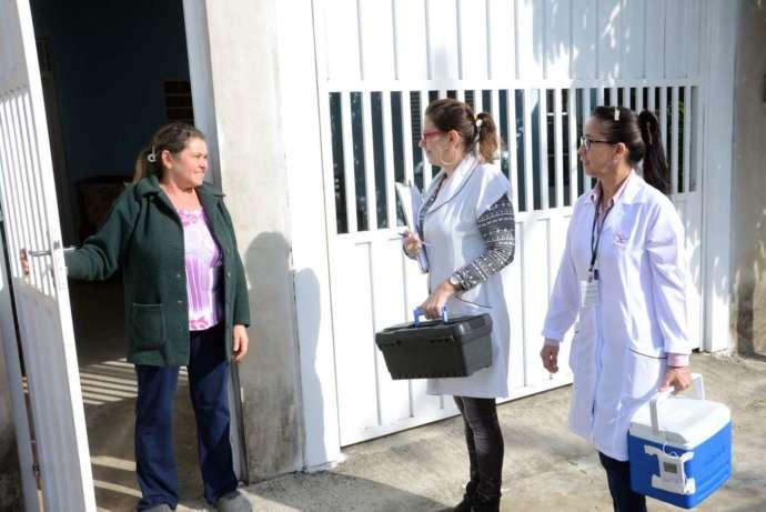 Aprovado Projeto de Lei  que institui o Programa de Vacinação Domiciliar em São Roque