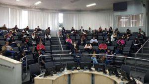 Processo seletivo para contratação de estagiários é realizado na Câmara de São Roque