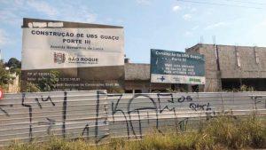 TCE aponta R$ 49,5 bi em mais de 1500 obras paralisadas e atrasadas no Estado de SP