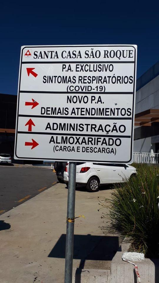 Novo PA da Santa Casa é inaugurado e tem área exclusiva para suspeitas de COVID-19