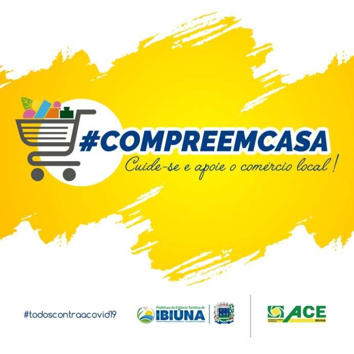 Prefeitura e Associação Comercial de Ibiúna lançam campanha de incentivo ao comércio