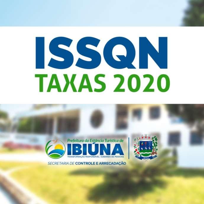 Prefeitura de Ibiúna disponibiliza carnês de ISSQN 2020