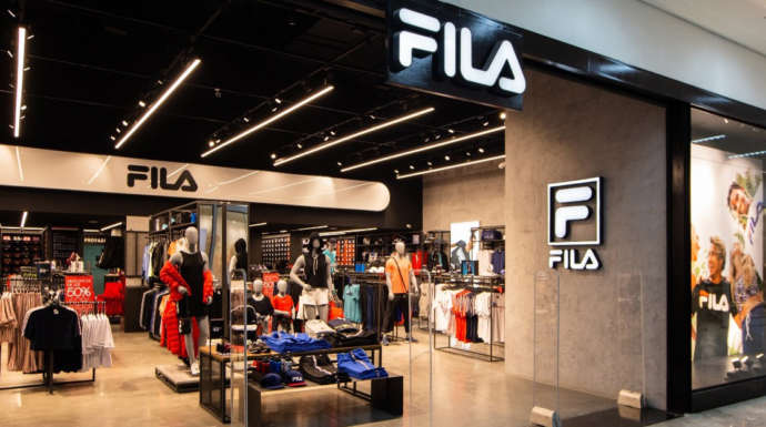 Fila inaugura loja no Catarina Fashion Outlet