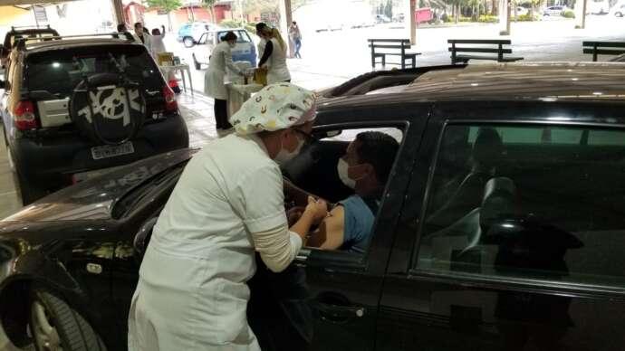 São Roque divulga cronograma de vacinação da semana