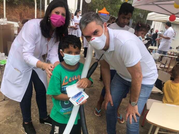 """São Roque divulga resultado de """"maratona da saúde"""""""